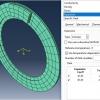 شبیه سازی و تحلیل تنش حرارتی در دیسک ترمز با آباکوس