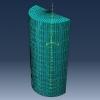 مدلسازی و تحلیل مخزن تحت فشار با آباکوس