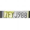 شبیه سازی تشخیص شماره پلاک خودرو با متلب