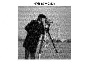 شبیه سازی فرآیند بازیابی فاز مقاوم تصویر با متلب