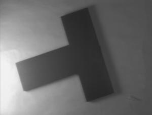 شبیه سازی جدا کردن زمینه تصویر به کمک آستانه گذاری تطبیقی محلی با متلب