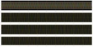 شبیه سازی اینورتر مبتنی بر pwm سینوسی با متلب