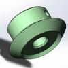 طراحی و مدلسازی کانوایر با سالیدورک