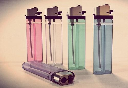 طراحی و مدلسازی فندک با سالیدورک