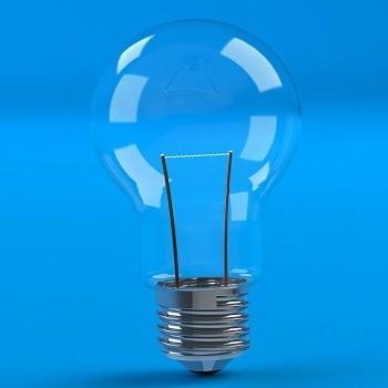 طراحی و مدلسازی لامپ رشته ای با سالیدورک