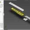 طراحی و مدلسازی کاتر با سالیدورک