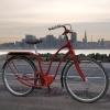 طراحی و مدلسازی دوچرخه برقی با سالیدورک
