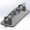 طراحی و مدلسازی میل گاردان با سالیدورک