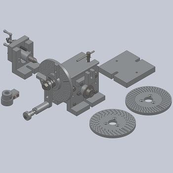 طراحی و مدلسازی دستگاه تقسیم با سالیدورک