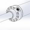 طراحی و مدلسازی پیستون هیدرولیکی با سالیدورک