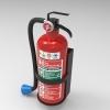 طراحی و مدلسازی کپسول آتش نشانی با سالیدورک