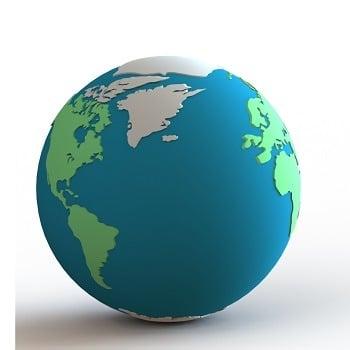 طراحی و مدلسازی کره زمین با سالیدورک