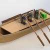 طراحی و مدلسازی قایق مکانیکی با سالیدورک