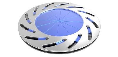 طراحی و مدلسازی مکانیزم شاتر با سالیدورک