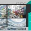 پاورپوینت طرح 2 معماری مجتمع سیتی سنتر اصفهان