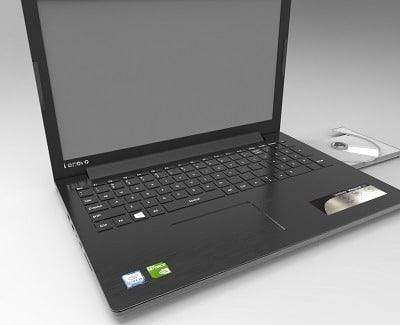 طراحی و مدلسازی لپ تاپ با سالیدورک