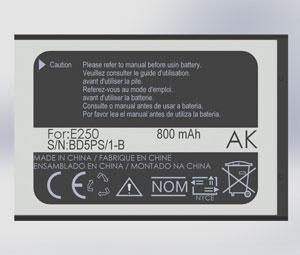 طراحی و مدلسازی باتری موبایل با سالیدورک