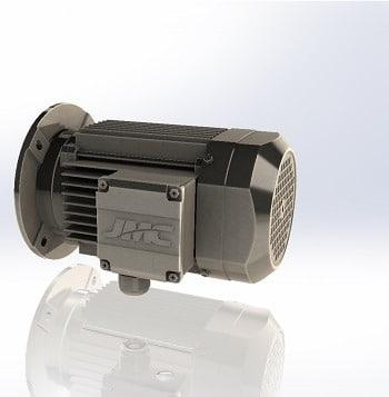 طراحی و مدلسازی موتور الکتریکی با سالیدورک