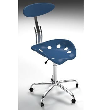 طراحی و مدلسازی صندلی مدرن با سالیدورک