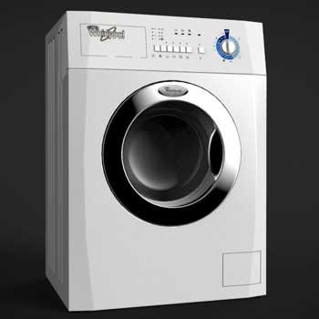 طراحی و مدلسازی ماشین لباسشویی با سالیدورک