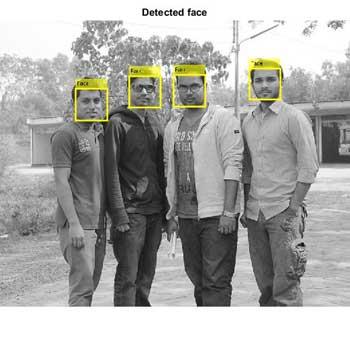 تشخیص چهره در متلب