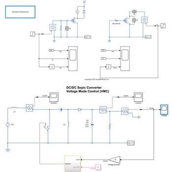 شبیه سازی کنترل دیجیتالی مبدل باک بوست در متلب
